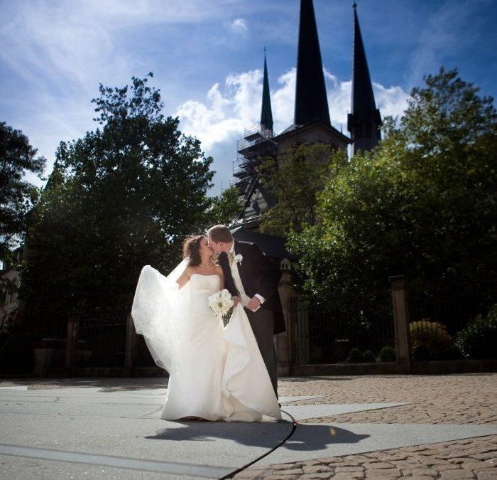 5 sept. mariage de Sharon et Kai