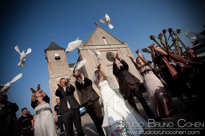 Mariage d'Emilie et Xavier