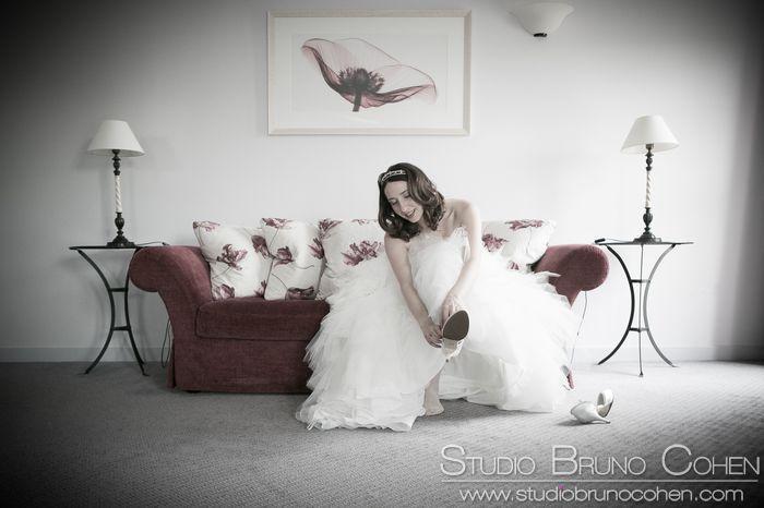Mariage d'Alexia & Bruno au Dolce Chantilly