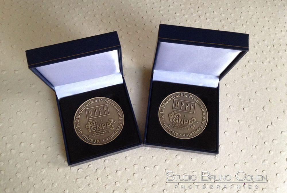 2 médailles de Bronze aux MPPF 2012