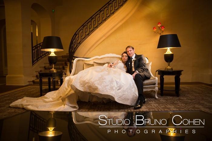 Nadia et François – Mariage à l'Hotel Mont Royal Chantilly