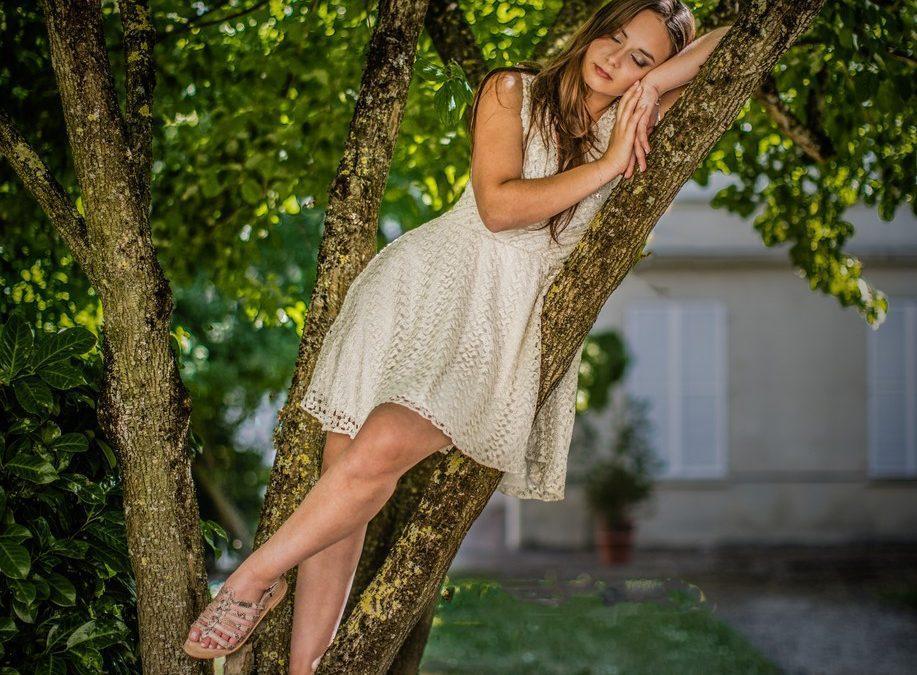 Casting photo de Floriane