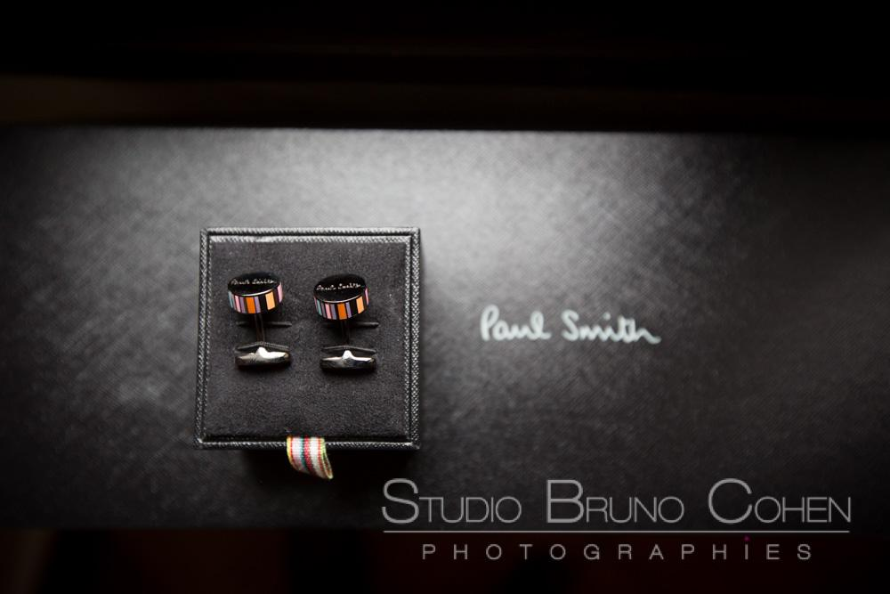 boutonniere paul smith du mari