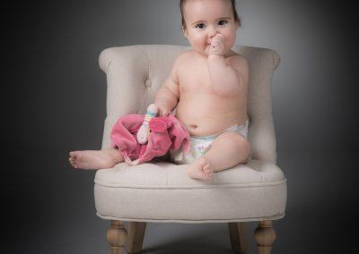 photographe portrait studio bébé oise