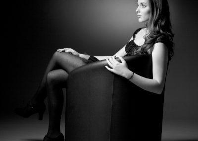photographe oise studio casting femme
