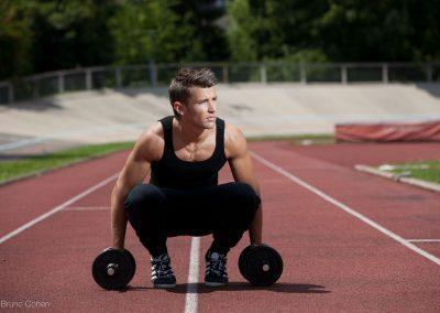 photographe cherchant modèle pour casting sportif