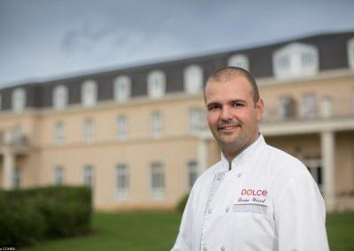 photographe oise portrait corporate chef du Dolce Chantilly
