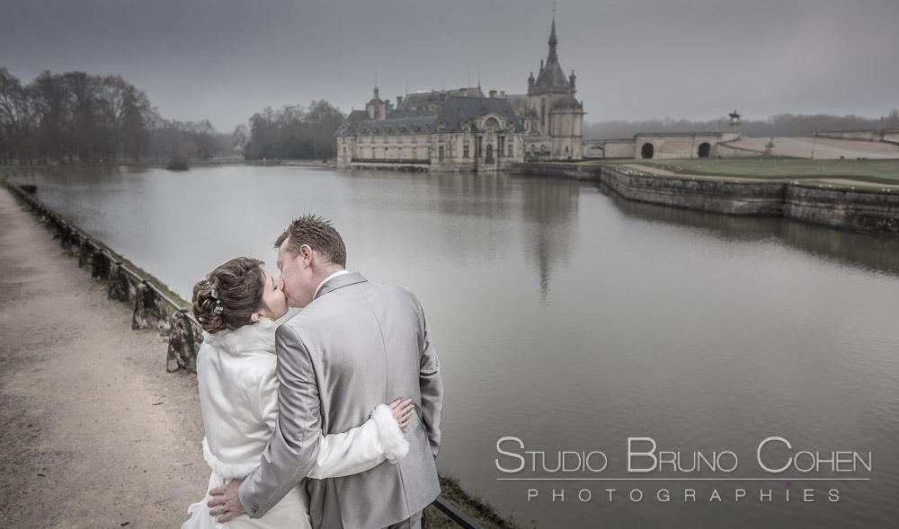 Mariage à Ermont et Chantilly