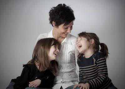 photographe studio famille