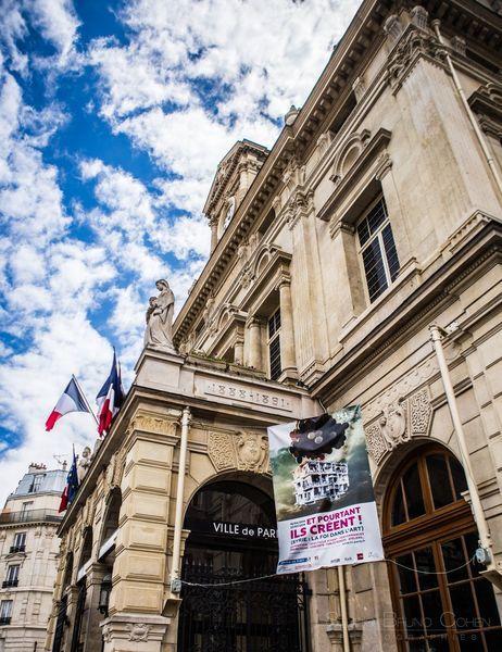 mairie du XVIII eme arrondissement de paris