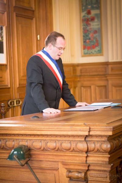 mairie de la mairie du XVIII eme arrondissement de paris