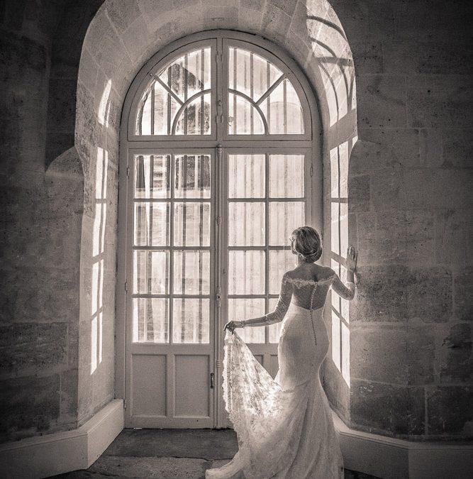 Mariage au Chateau de Chantilly