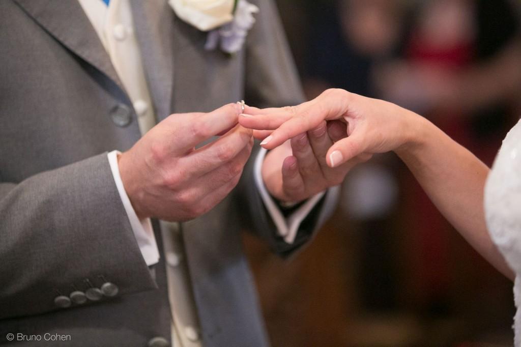 echange d'alliances entre les maries