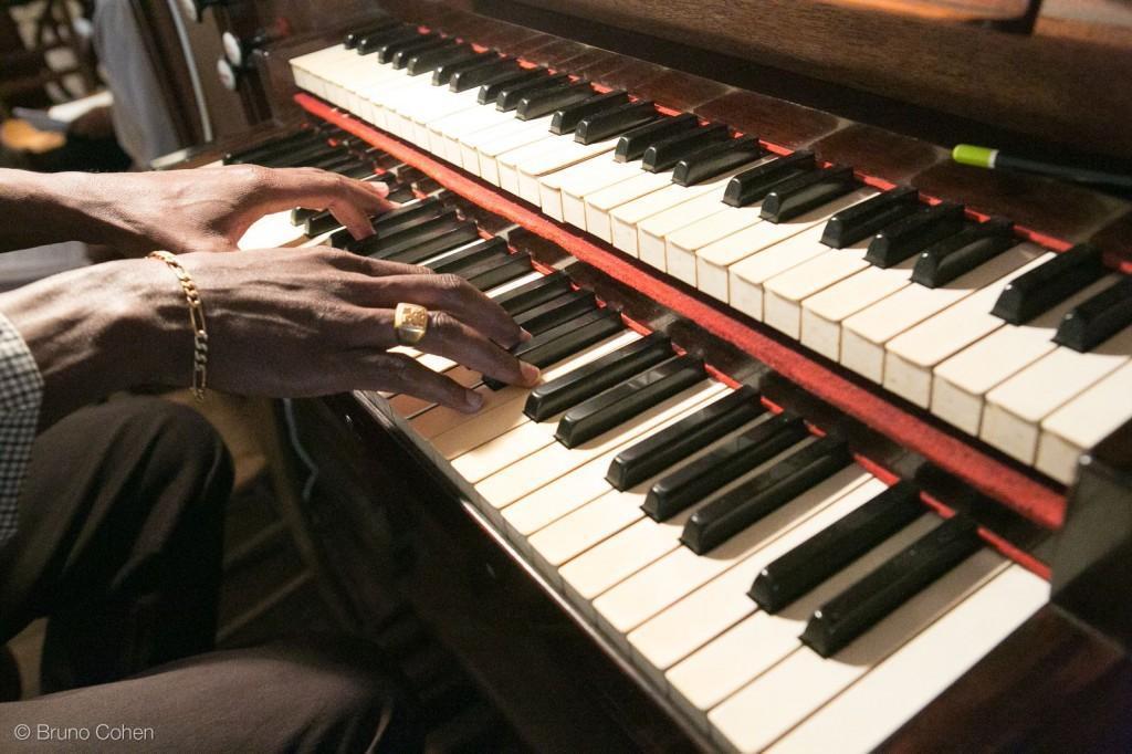 orgue en action