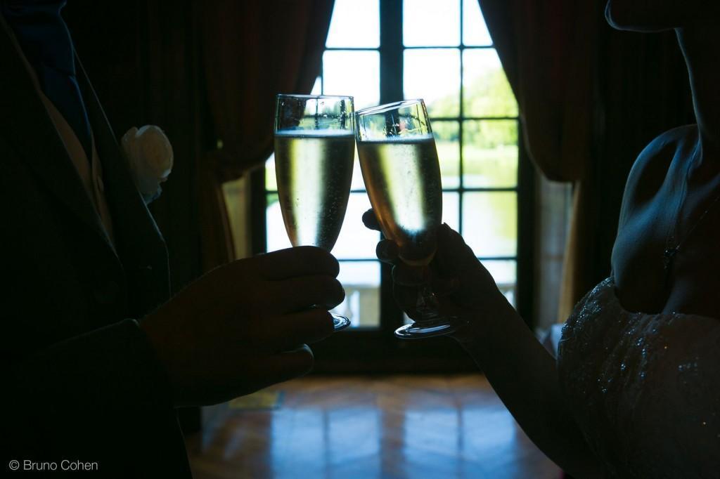 cocktail au chateau d'ermenonville