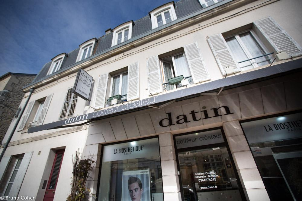 devanture Coiffure Datin Chantilly