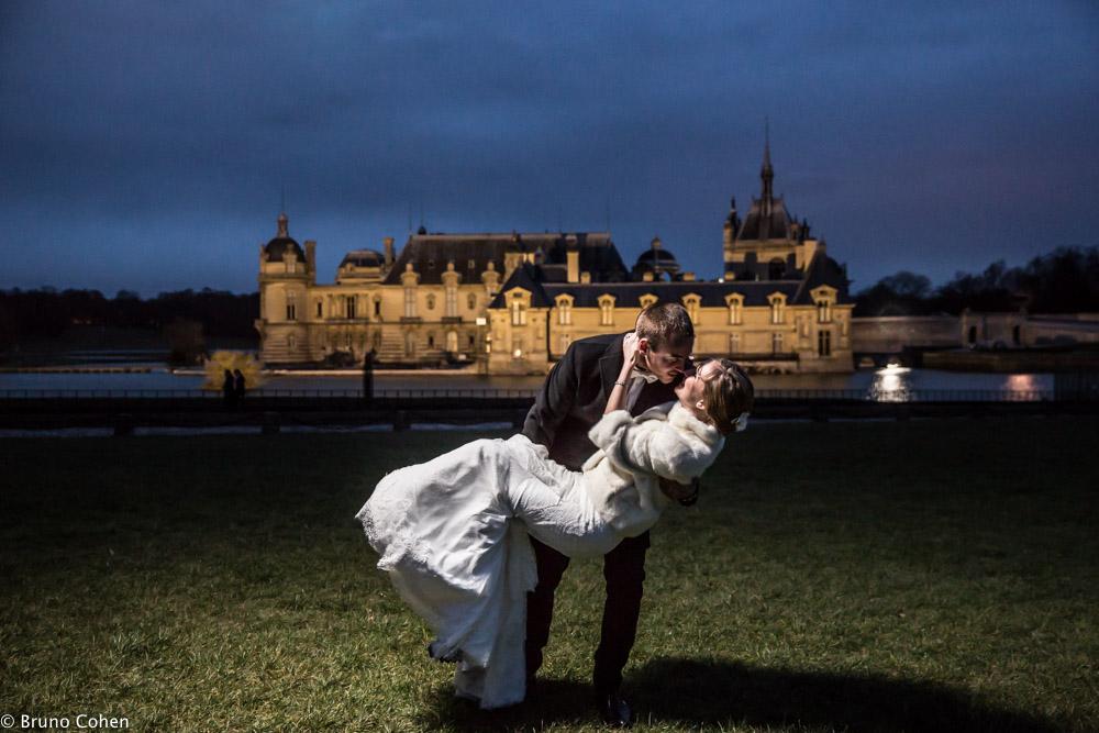 Anna & Alex – Mariage a la Capitainerie du Chateau de Chantilly