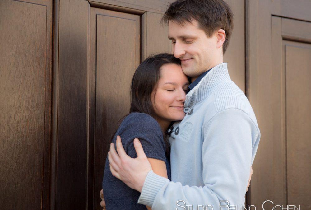 Tatiana & Daniel – photos en amoureux avant le mariage