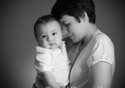 photographe portrait oise maman bébé