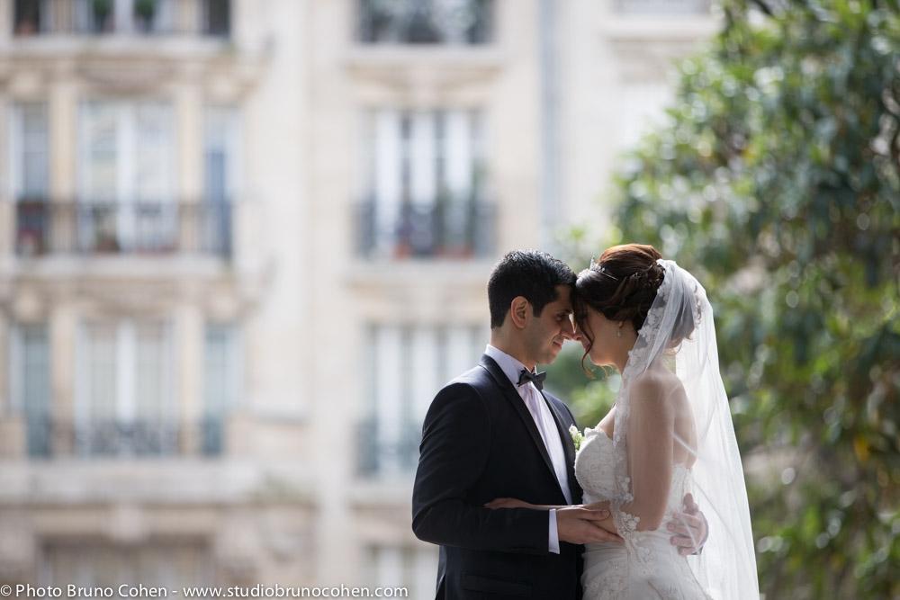 Mariage de Safa et Ali – Paris et Chateau d'Auvers sur Oise