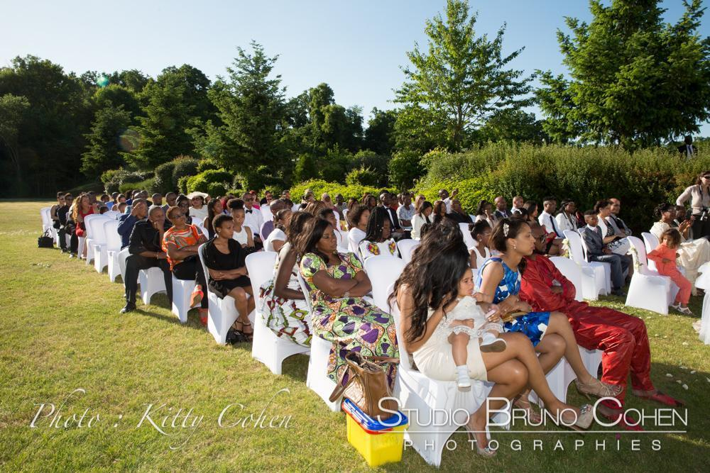 mariage hotel dolce chantilly ceremonie laique