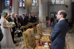 mariage-collegiale-montmorency-oise-maries-couple-pere-fille