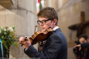 mariage-collegiale-montmorency-oise-violoniste