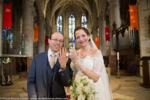 mariage-collegiale-montmorency-oise-couple-maries-alliance