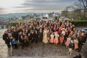 marage-collegiale-montmorency-invites-oise-groupe-maries