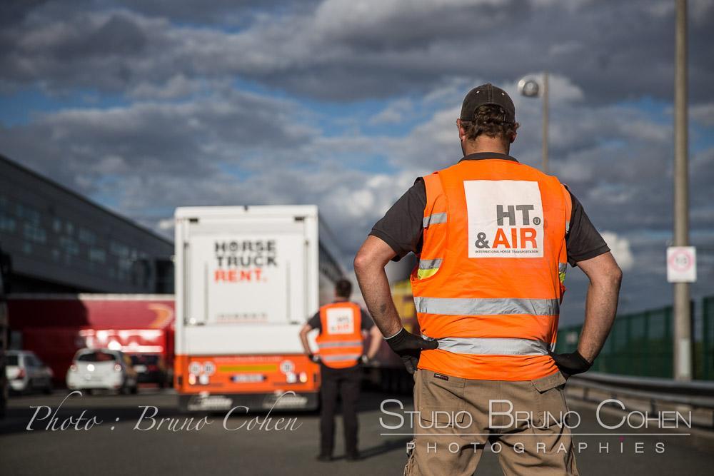 Photo reportage à Roissy CDG pour HT AIR