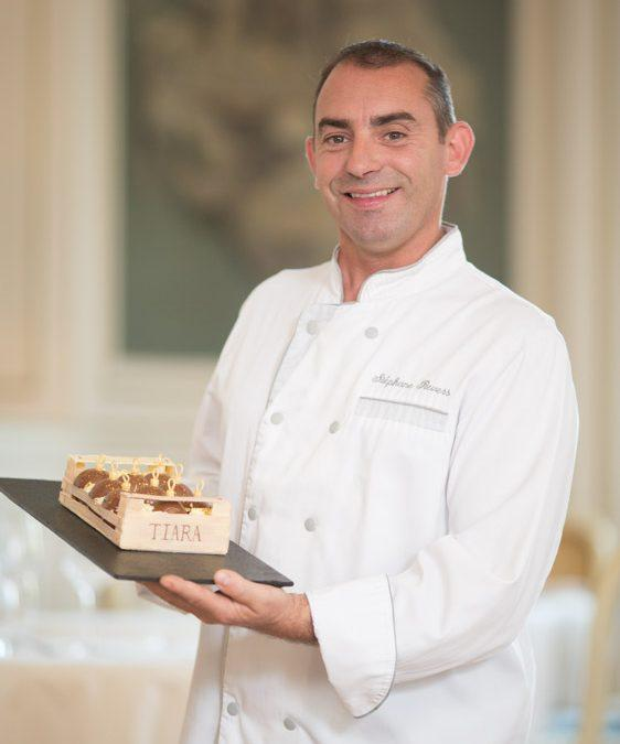 Portraits corporate pour le Chef Patissier de l'Hotel Montroyal