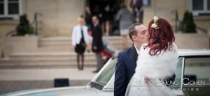 mariage-mairie-gouvieux-oise-ceremonie-civile-baiser-voiture-collection