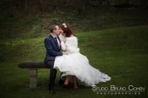 mariage-chateau-de-la-tour-gouvieux-chantilly-oise-couple-baiser-parc