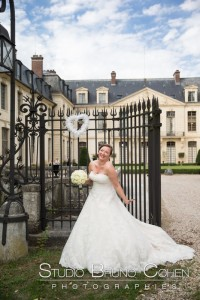 mariage-chateau-ermenonville-oise-mariee