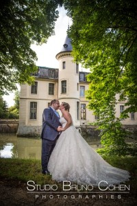 mariage-chateau-ermenonville-oise-maries-parc