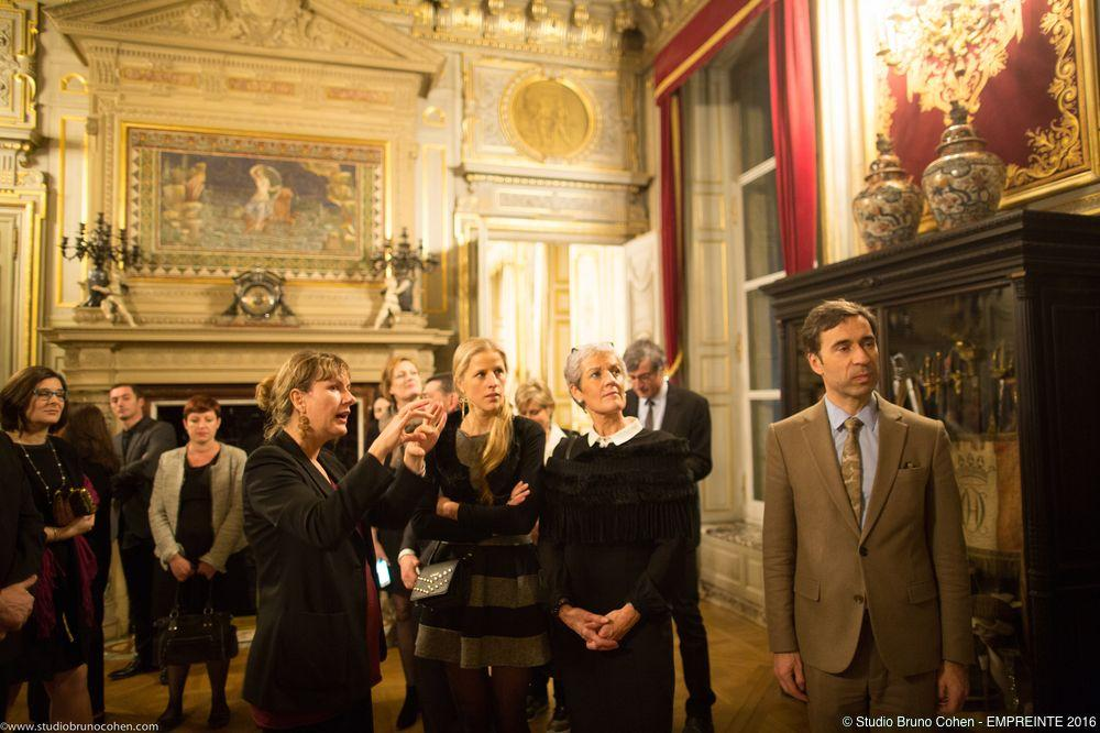 visite guidee du chateau de chantilly