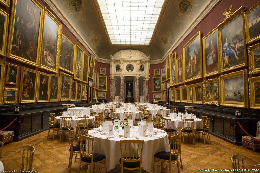 galerie du chateau de chantilly