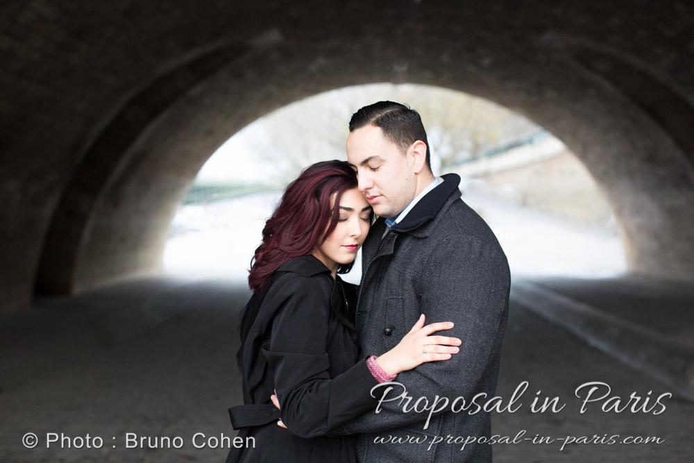 portraits pré-mariage pour nos futurs mariés