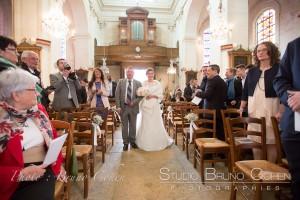 mariage-eglise-de-chantilly-pere-fille