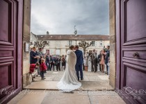 mariage-photographie-chateau-de-chantilly-maries-couple-marie-invites