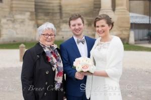 mariage-photographie-chateau-de-chantilly-maries-couple-invites