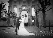 mariage-photographie-couple-maries-grandes-ecuries-chantilly