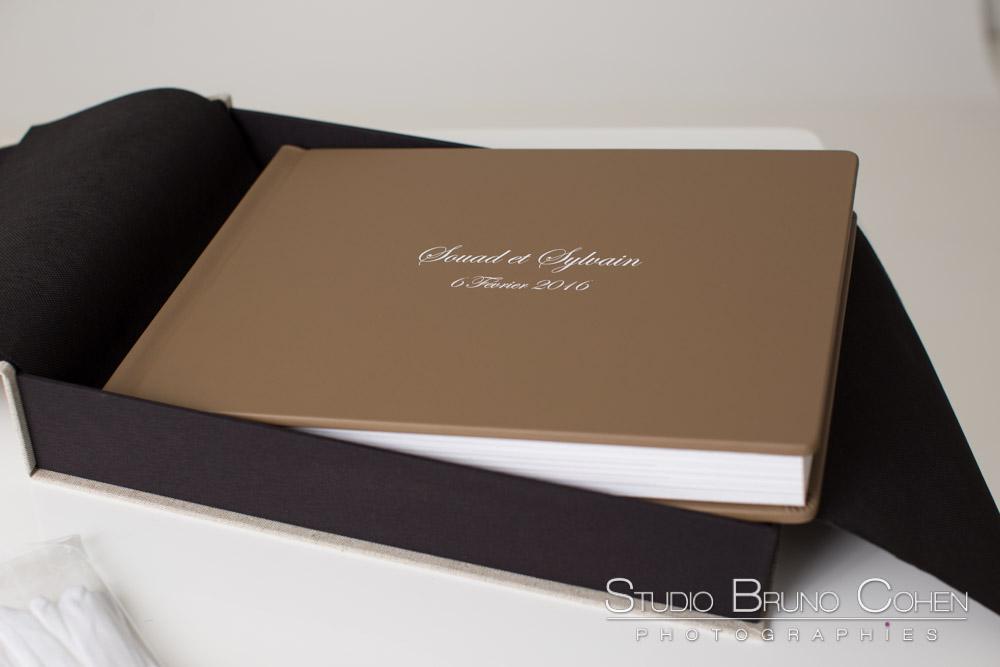 Magnifique … le livre de Mariage de Souad et Sylvain
