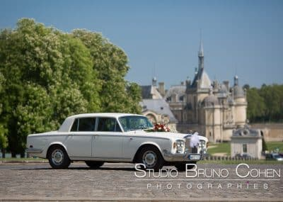 Rolls-Royce-Silver-Shadow-mariage-oise-voiture-collection-chateau-de-chantilly