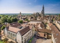 photo-aerienne-senlis-eglise-cathédrale