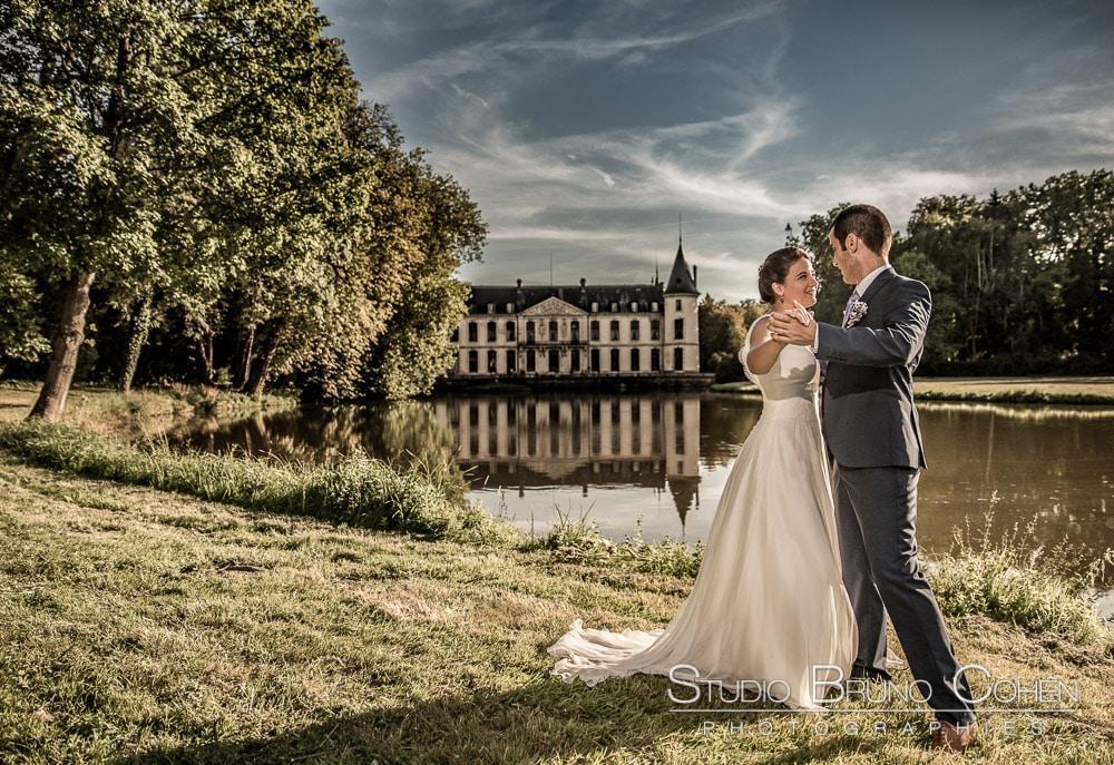 photo de mariage chateau dermenonville - Chateau D Ermenonville Mariage