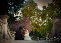 mariage-parc-monceau-paris-couple-maries