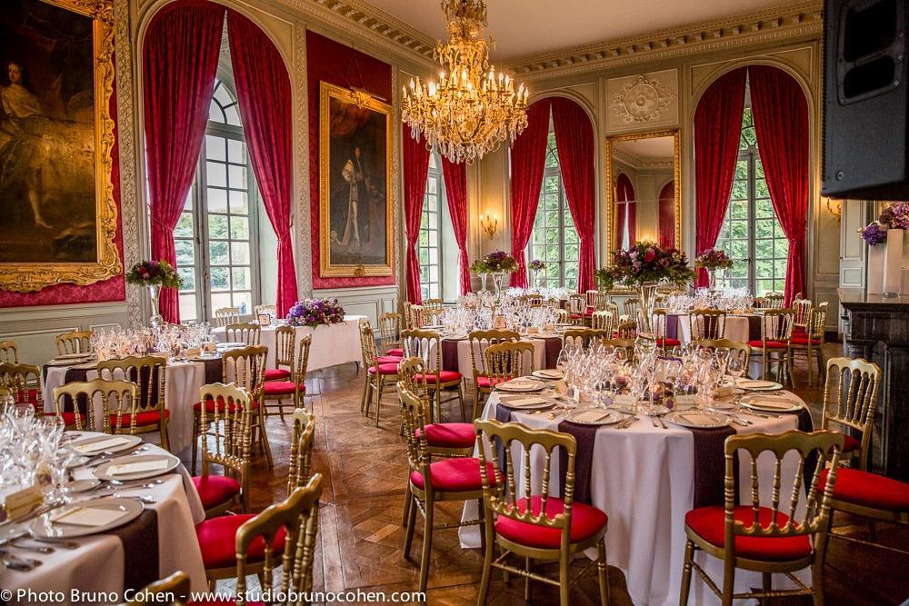 lieu de reception chateau de champlatreux