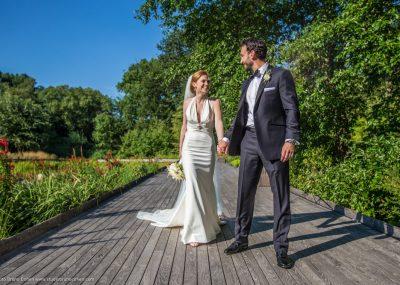 mariage-new-york-couple-maries-jardin-botanique
