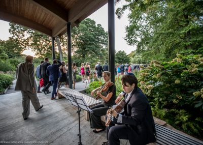 mariage-new-york-jardin-botanique-couple-maries-musiciens-invites